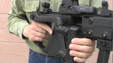 KRISS Vector Submachine Gun