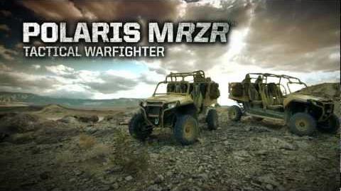 Polaris Defense Introducing the MRZR