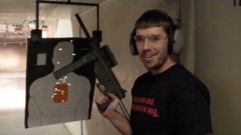 Tommy Gun Grease Gun