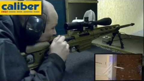 Sako TRG M10 Sniper Weapon System
