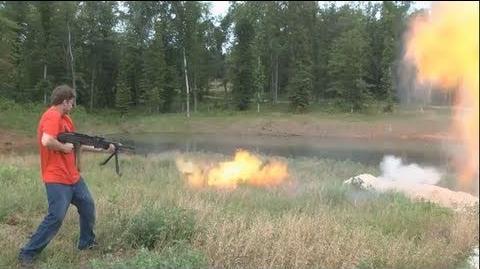 M240 Rampage!