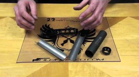 SILENCERCO Disassembly & Maintenance of the SS 22Sparrow