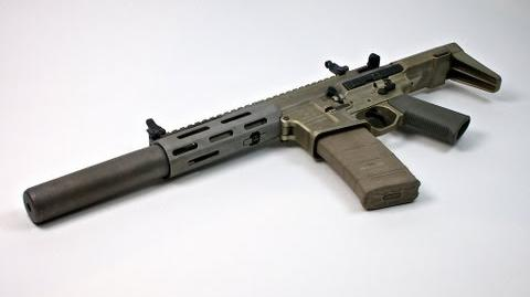 AAC's Honey Badger PDW