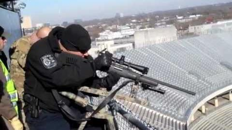 Football Stadium Snipers