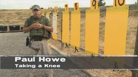 Paul Howe - Taking A Knee