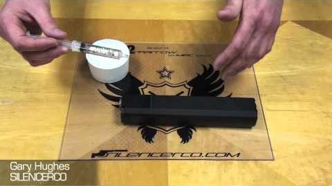 SILENCERCO How to wet your Osprey