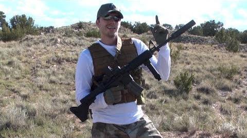 M4 Zombie Hunting & Ballistic Knife?