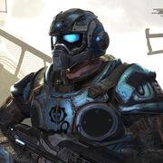 Gears of War 2 - Carmine