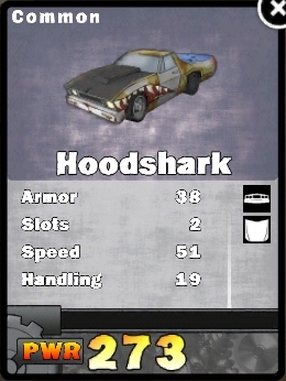 Hoodshark card