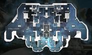 Gears 5 Icebound map