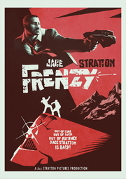 Gears 5 Jace Stratton Frenzy poster