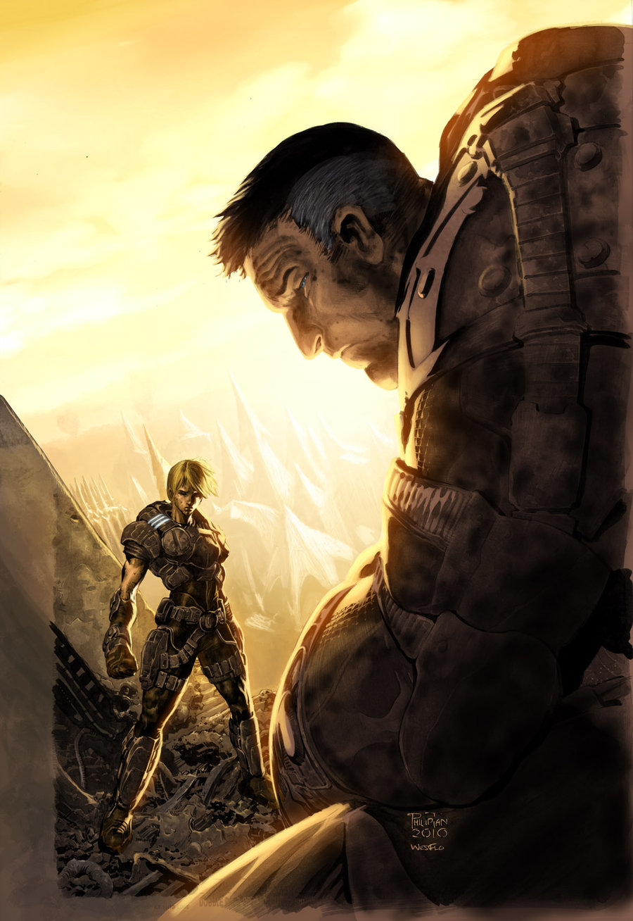 Gears of War: They Also Serve | Gears of War | FANDOM