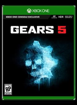 Gears 5 Box