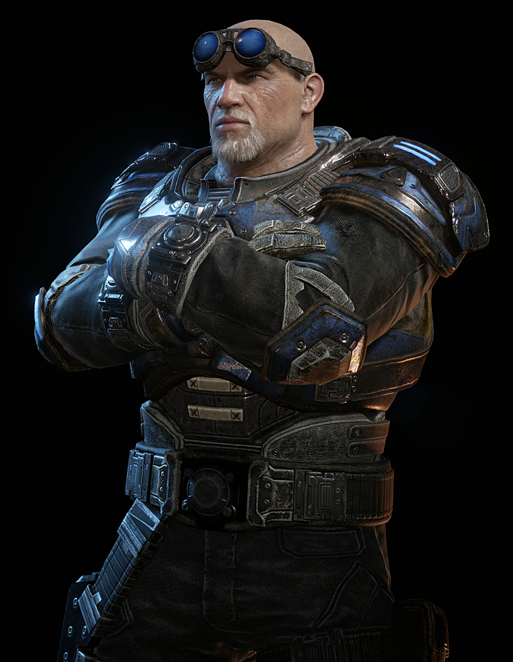 Damon S Baird Gears Of War Fandom Powered By Wikia