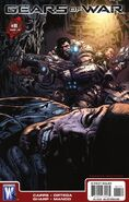 Issue 11 Gears comic