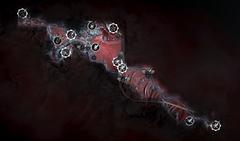 Gears 5 Vasgar region map