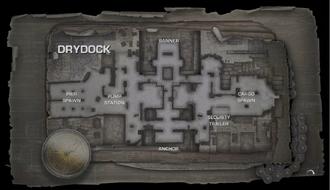 Gears Of War 3 Drydock