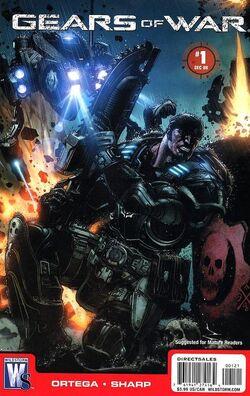 Comic Cover alternate