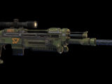 GZ18 Markza Sniper Rifle