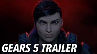 Gears 5 Trailer at Xbox E3 Briefing
