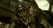 Armored Kantus screeching