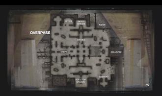 Gears Of War 3 Overpass