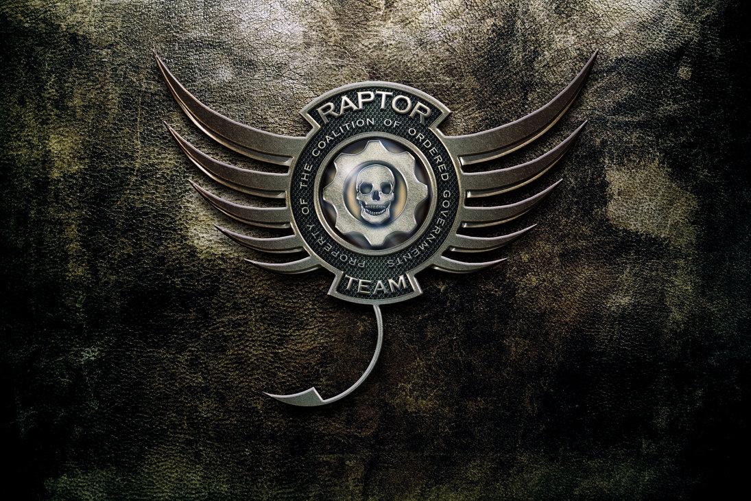 Image gears of war raptor team logo by crotaleg gears of gears of war raptor team logo by crotaleg voltagebd Choice Image