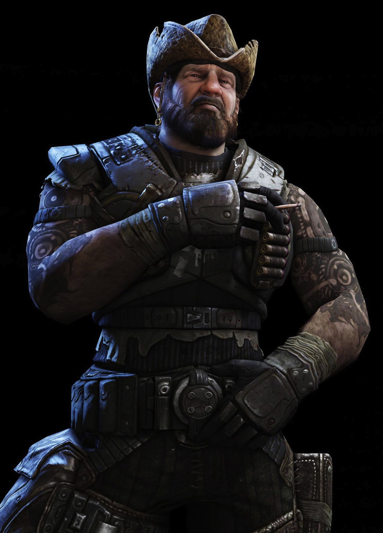 Dizzy Wallin Gears Of War Fandom Powered By Wikia