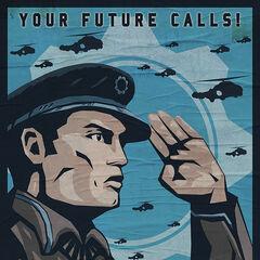 ¡Tu futuro llama!<br />Reclutamiento de la <a href=