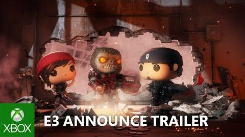 Gears POP! - E3 2018 - Announce Trailer