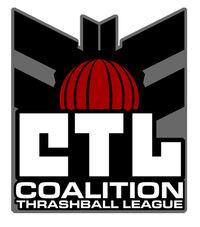 Thrashball League Logo