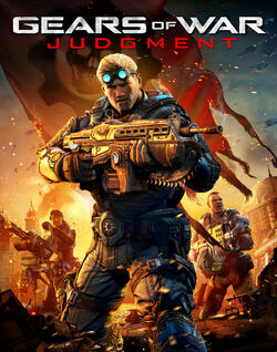 Gears of War Judgment Key Art 2