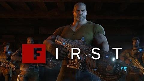 Gears of War 4 - Demostración de IGN First
