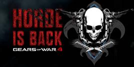 Horda Gears of War 4