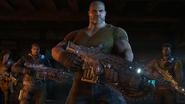 Gears 4 Protagonistas