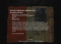 Harper Medical File