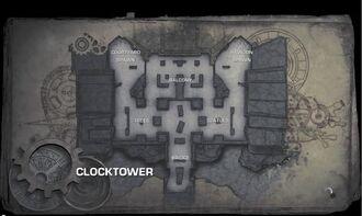 Gears Of War 3 Clock Tower