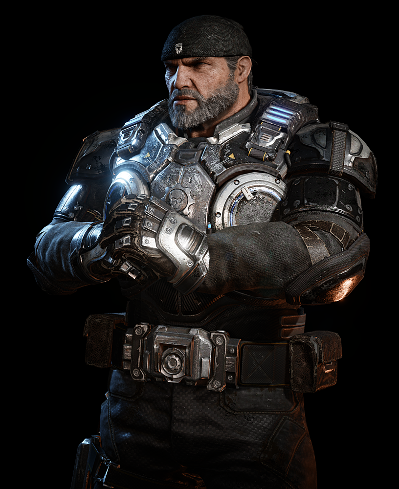 Marcus Michael Fenix Gears Of War Fandom
