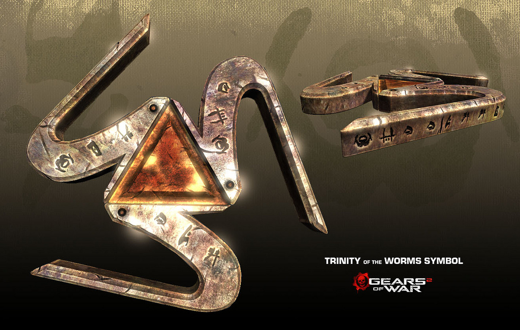 Trinity Of Worms Gears Of War Fandom Powered By Wikia