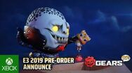 Gears POP! - E3 2019 - Kitten Around with RAAM