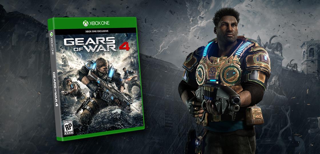 Gears of war 5 wiki