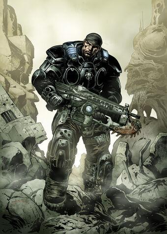 Marcus Michael Fenix Gears Of War Fandom