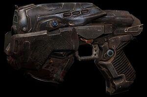 Gow-3-snub-pistol