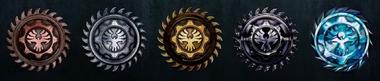 Gears of War 4 Sistema de Rangos