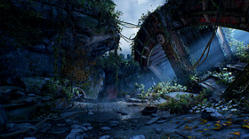 Gears of War 4 Afueras de la Presa