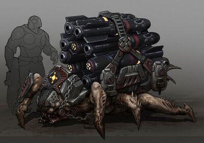Brumak Ammo Carrier