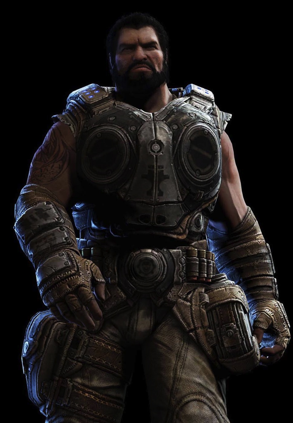 Dominic Santiago Gears Of War Fandom Powered By Wikia