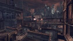 Rooftops Gears Map
