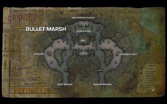 Gears Of War 3 Bullet Marsh