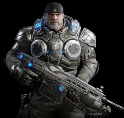 Gears4 IGN Marcus